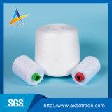 Filato di poliestere filato 100% per il filato cucirino di tessitura di lavoro a maglia