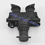 Óculos de proteção/binóculos da visão noturna de Gen2+ com saída ajustável D-G2071 do ocular e a video (com a lente 1X)