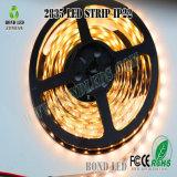 Imperméable IP68 Haut de la tension Hot Sale adressable de flexible 2835 Bande LED