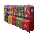 Gru di lusso della branca della macchina del gioco della bambola della gru a benna dell'edizione del mini campo da giuoco dell'interno