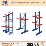 Meistgekauftes Lager-freitragende Stahlzahnstange mit Puder-Beschichtung