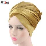 Turbante Headtie del velluto di modo della Ciao-Ana per le donne