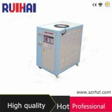 Réfrigérateur refroidi à l'eau industriel de défilement pour la nourriture de refroidissement