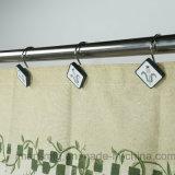 Tenda di acquazzone personalizzata del bagno del poliestere della stampa per la stanza da bagno per il commercio all'ingrosso