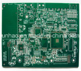 Fr4 Double masque vert 2 couches PCB PCB