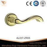 알루미늄 기계설비 알루미늄 문 레버 손잡이 자물쇠 (AL174-ZR03)