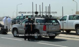 عربة يعلى يشبع نطاق [20-6000مهز] [فيب] قافلة حماية [رسد] قنبلة جهاز تشويش