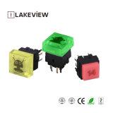 RGB a todo color Interruptor Pulsador de encendido momentáneo para Studio/Audio/Video Broadcast