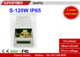LED 운전사 AC 110/220V에 DC 12V 120W 방수 SMPS 는 산출 시리즈 엇바꾸기 전력 공급을 골라낸다