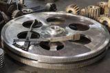 Профессиональные индивидуальные металлические прямозубой цилиндрической шестерни