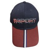 (LR14002) Racing Sports Pesado de algodão personalizados Bordados Hat Cap
