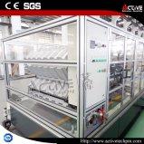 PVC 물결 모양 기와 장 압출기 기계