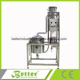Laboratorio de más reciente equipo de destilación de aceites esenciales para el aceite de lavanda