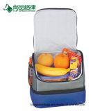 Ökonomischen Fach-Mittagessen-Eimer-Kühlvorrichtung-Beutel der Qualitäts-zwei anpassen