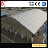 Transparentes Glaswand-Lager-Zelt-großes Lager-Speicher-Zelt