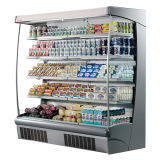 Refrigerador de Commerical Multideck/Showcase abertos do refrigerador