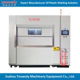 Máquina para estirar y ablandar cuero del calor de encargo de la fabricación para soldar la hoja de los PP