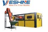 Linha reta automática maquinaria plástica da garrafa de água