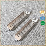 Precisione che perfora timbrando le parti di alluminio dell'acciaio inossidabile
