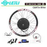 Kit eléctrico de Ebike del motor de la bicicleta de la bici de Leili 48V 1000W con la visualización colorida