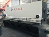16mm 온화한 강철 (QC11Y-16X4000)를 깎기 위하여 사용되는 유압 깎는 기계