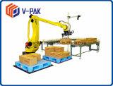 Automatische Robot Palletizer voor Karton/Verpakking (v-PAK)