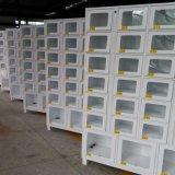 Máquina pila de discos quiosco del vendedor de la ropa en el precio barato