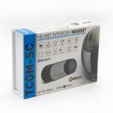 Supermini Bluetooth Wechselsprechanlage-Kopfhörer für Motorrad-Sturzhelm mit 3 Mitfahrern