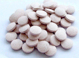 La tablette minérale de Picolinate de chrome des soins de santé 500mcg pour introduisent la digestion