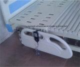 Рельс люкс отделяемого Headboard медицинского оборудования регулируемый бортовой складывая электрическую больничную койку