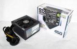 Apfc 12V는 청동색 350W PC ATX 엇바꾸기 전력 공급 산출 80plus 이중으로 한다