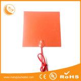 подогреватель силиконовой резины c градусов 360*360mm 120V 80-90