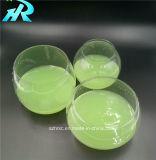 weiße Plastikglasgläser des Haustier-22oz