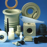 La industria plástica del OEM parte el moldeo por inyección