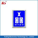 Visualización positiva del módulo del monitor del diente del LCD del carácter 128*64