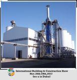 Type de gaz naturel ligne de machine de poudre de gypse à vendre