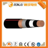 0.6/1kv XLPE/PVC Insulated Armoured Cu Copper 4 Core 4X2.5mm Power Cables 4X4mm Power Wire