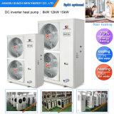 Chauffe-eau Monobloc froid d'Air-Source de salle +Dhw 19kw/35kw/70kw Evi de chauffage de temps de l'hiver -25c d'Extramely (CE, CB, RoHS, UL, EXTENSION)