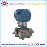 Os Transmissores de pressão diferencial Hart inteligente com à prova de explosão