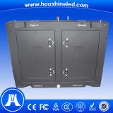 Diodo emissor de luz ao ar livre da mensagem do indicador da instalação conveniente P8 SMD China