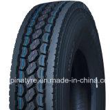 la garantía de la marca de fábrica de 295/80r22.5 Joyall por 3 años de carro radial cansa los neumáticos de TBR y los neumáticos de acero del carro