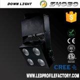 박물관 점화를 위한 S4030 LED 궤도 빛