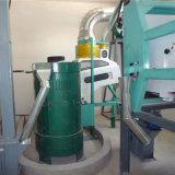 100t/D Agrícola máquina de moagem de tomada de farinha de trigo com máquina de secagem