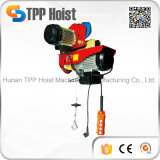China Online Shopping PA Single-Hook Guincho de construção Mini Guindaste Guindaste