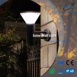 Im Freien LED Solarwand-Licht des Gussaluminium-für Garten