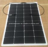 Nuevo panel solar flexible hecha por día4 celda solar Sunpower mejor