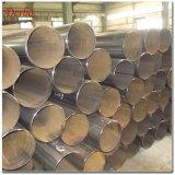 3/4 de pulgada Sch30 EN10025 S235JR soldar tubos de acero al carbono