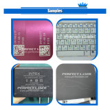 TischplattenaluminiumEdelstahl-Faser-Laser-Markierungs-Maschine