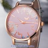 Produtos OEM personalizados Senhoras Quartz Relógios sabia, Senhora Assista (WY-17036B)