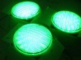 Lampe sous-marine rouge, verte, bleue, jaune, blanche de 18W-40W DEL PAR56